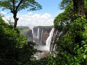 Wasserfälle weltweit